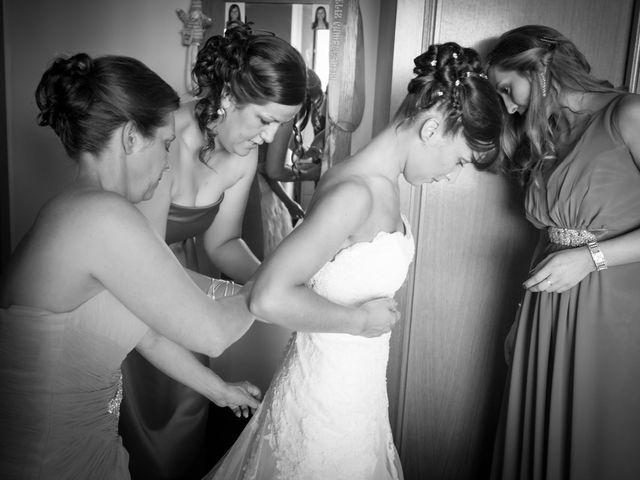 La boda de Damián y Desireé en Soutomaior, Pontevedra 10