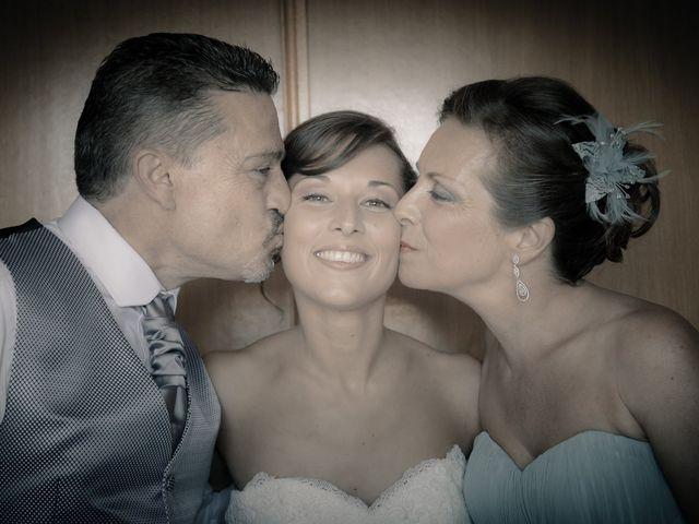 La boda de Damián y Desireé en Soutomaior, Pontevedra 14