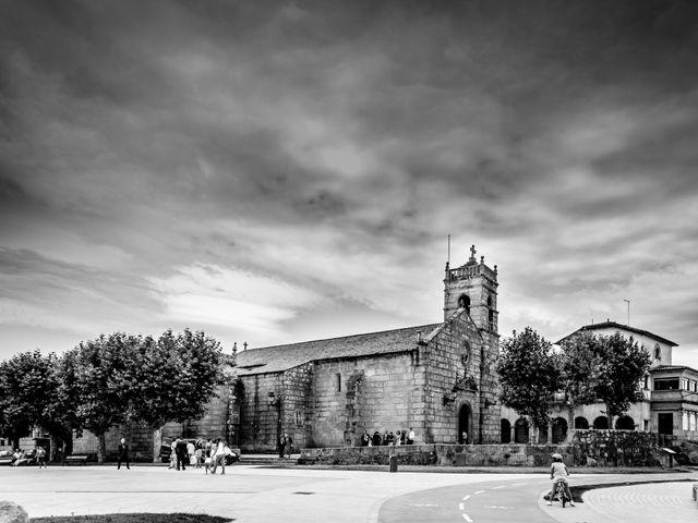 La boda de Damián y Desireé en Soutomaior, Pontevedra 17