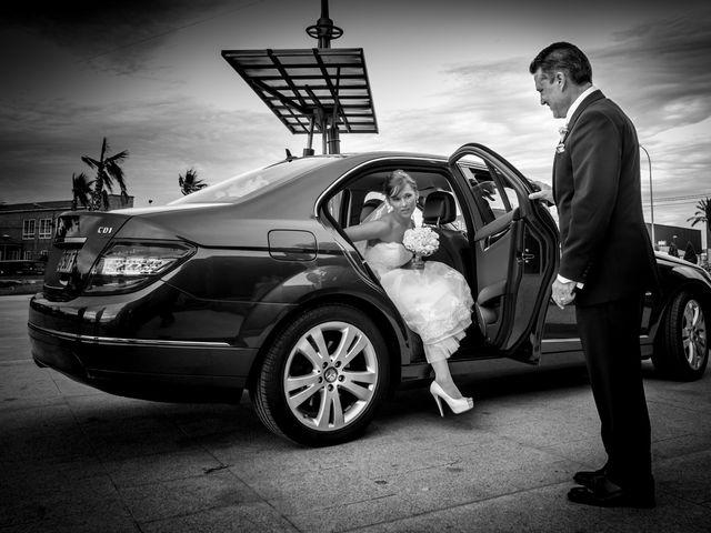 La boda de Damián y Desireé en Soutomaior, Pontevedra 19