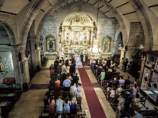 La boda de Damián y Desireé en Soutomaior, Pontevedra 20