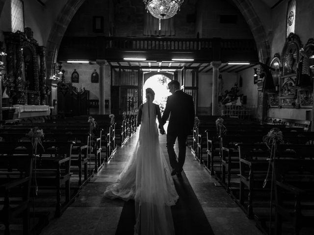 La boda de Damián y Desireé en Soutomaior, Pontevedra 21