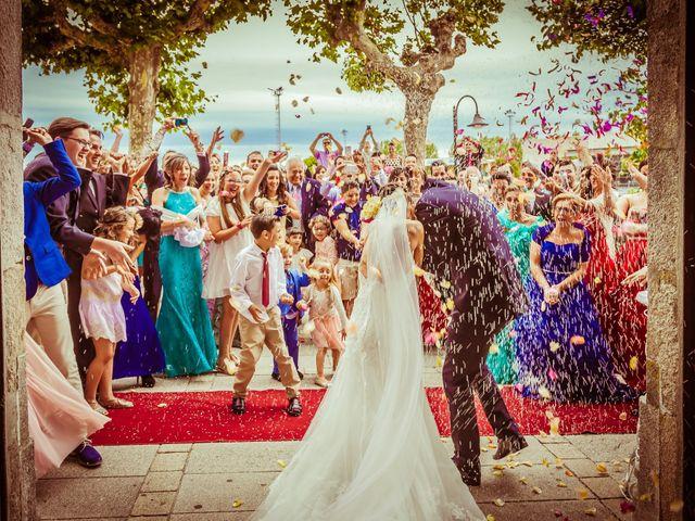 La boda de Damián y Desireé en Soutomaior, Pontevedra 22
