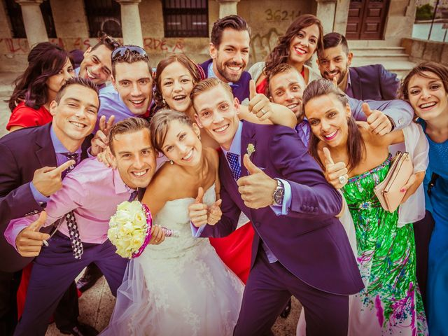 La boda de Damián y Desireé en Soutomaior, Pontevedra 23