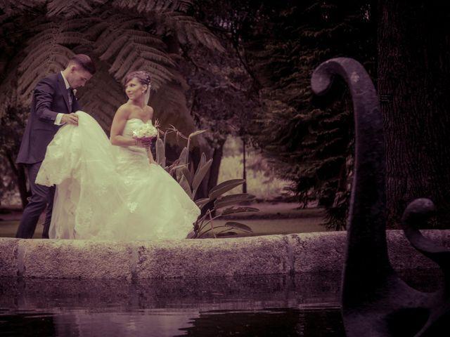 La boda de Damián y Desireé en Soutomaior, Pontevedra 35