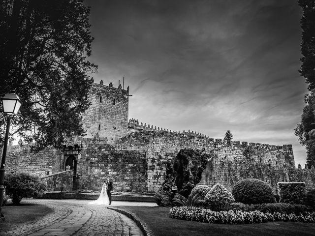 La boda de Damián y Desireé en Soutomaior, Pontevedra 36