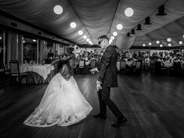 La boda de Damián y Desireé en Soutomaior, Pontevedra 42