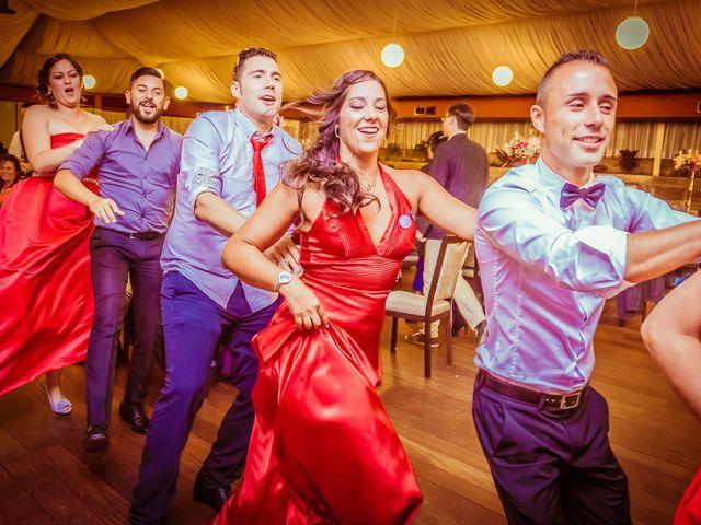 La boda de Damián y Desireé en Soutomaior, Pontevedra 43