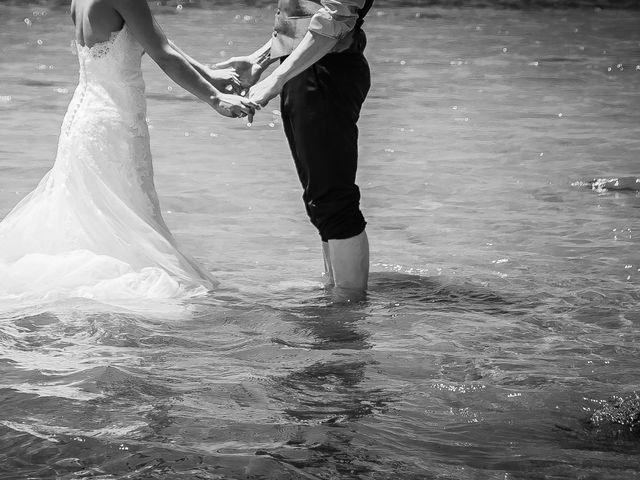 La boda de Damián y Desireé en Soutomaior, Pontevedra 59