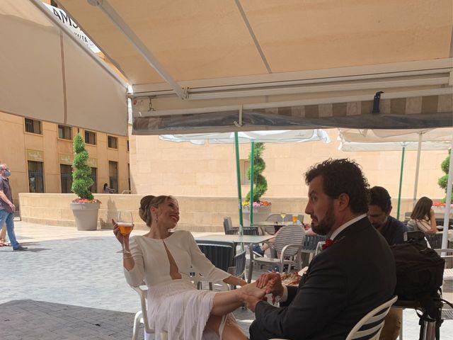 La boda de Olga y Daniel en Murcia, Murcia 5