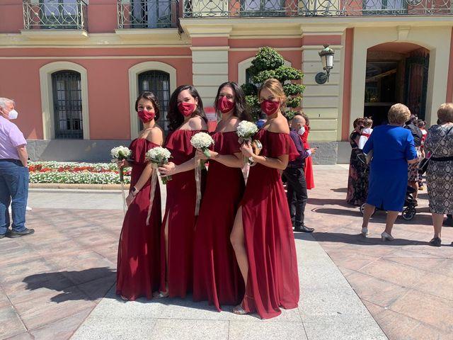 La boda de Olga y Daniel en Murcia, Murcia 10