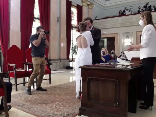 La boda de Olga y Daniel en Murcia, Murcia 13