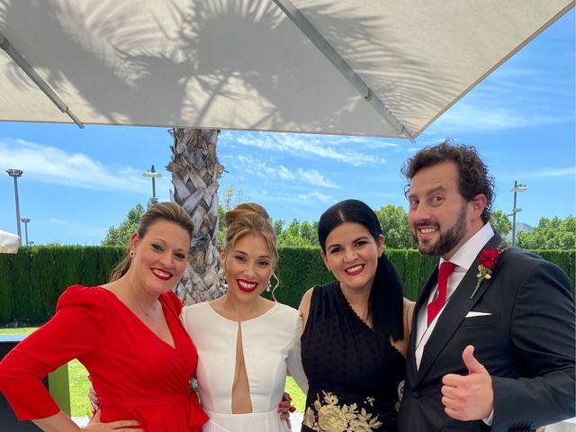 La boda de Olga y Daniel en Murcia, Murcia 22