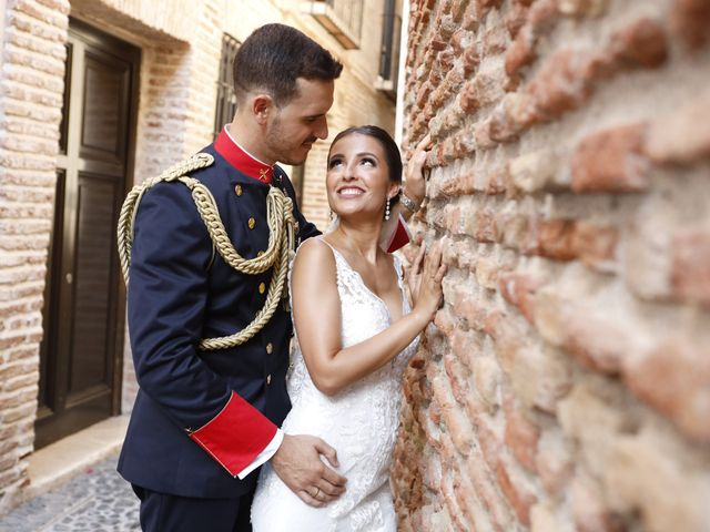 La boda de Andrés y Alejandra en Málaga, Málaga 10