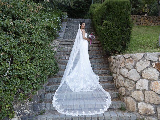 La boda de Andrés y Alejandra en Málaga, Málaga 1