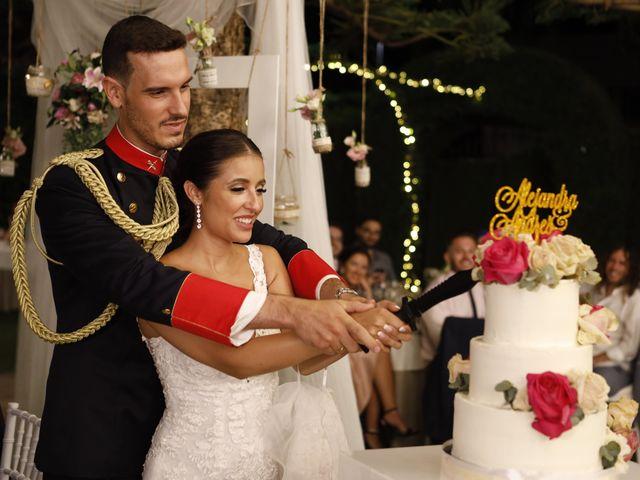 La boda de Andrés y Alejandra en Málaga, Málaga 2