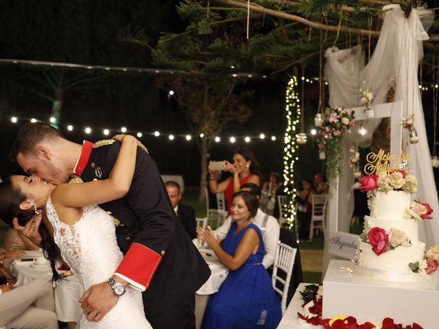 La boda de Andrés y Alejandra en Málaga, Málaga 21