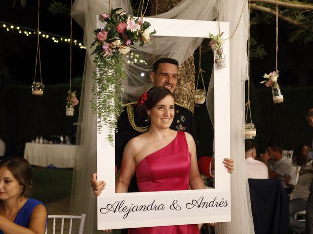 La boda de Andrés y Alejandra en Málaga, Málaga 22
