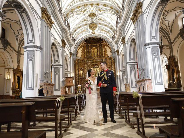 La boda de Andrés y Alejandra en Málaga, Málaga 29