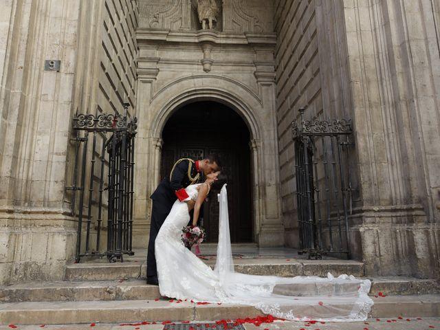 La boda de Andrés y Alejandra en Málaga, Málaga 30