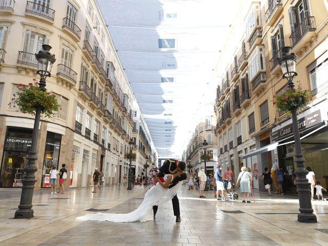 La boda de Andrés y Alejandra en Málaga, Málaga 31