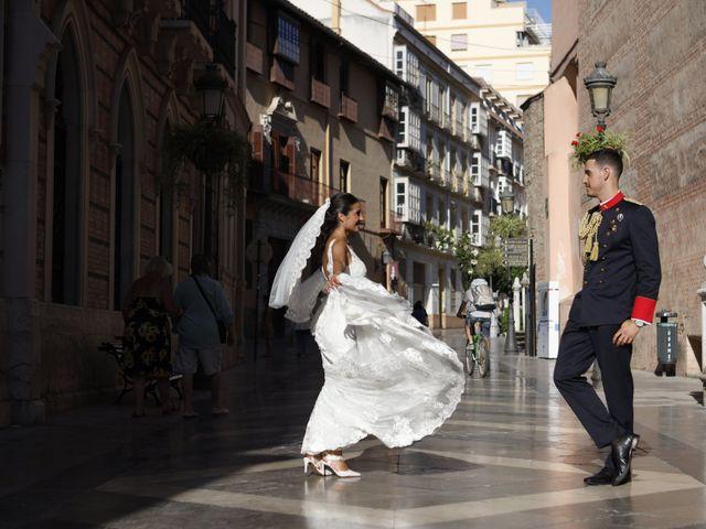 La boda de Andrés y Alejandra en Málaga, Málaga 32
