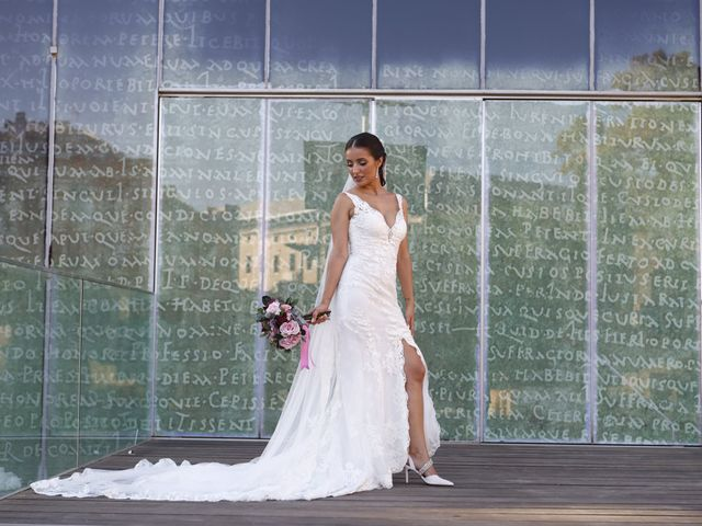 La boda de Andrés y Alejandra en Málaga, Málaga 33