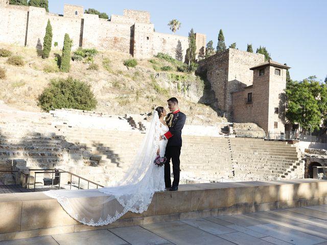 La boda de Andrés y Alejandra en Málaga, Málaga 34