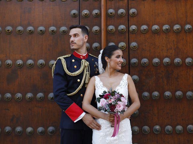 La boda de Andrés y Alejandra en Málaga, Málaga 35