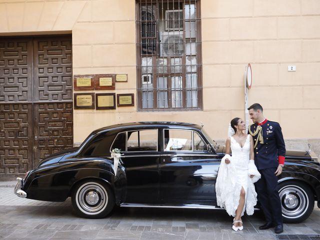 La boda de Andrés y Alejandra en Málaga, Málaga 36