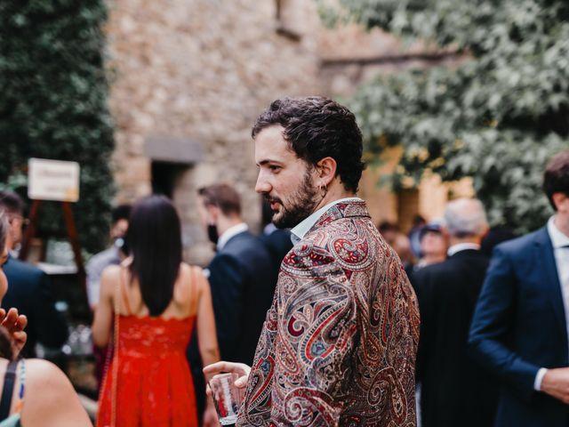 La boda de Flavio y Miriam en Fares, Girona 17