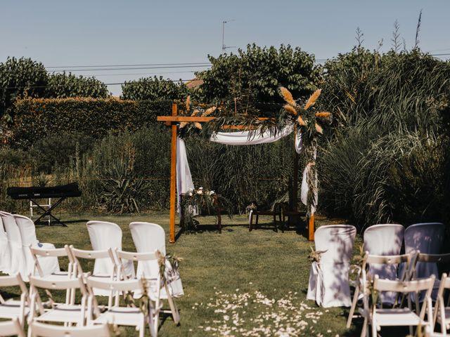 La boda de Flavio y Miriam en Fares, Girona 18