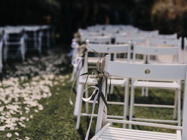 La boda de Flavio y Miriam en Fares, Girona 19
