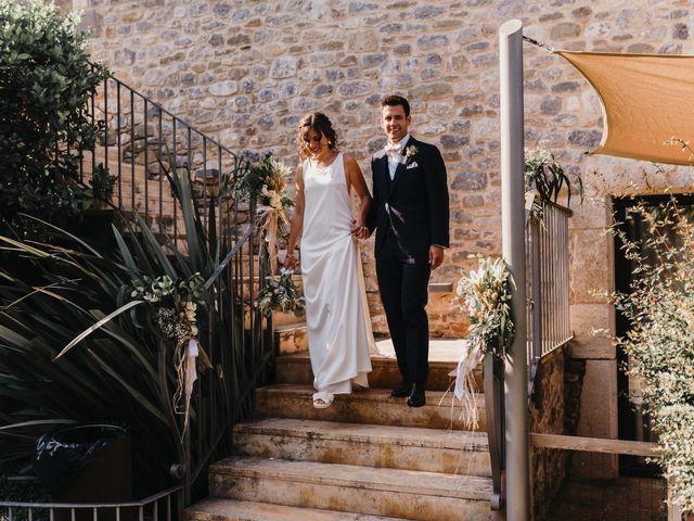 La boda de Flavio y Miriam en Fares, Girona 23