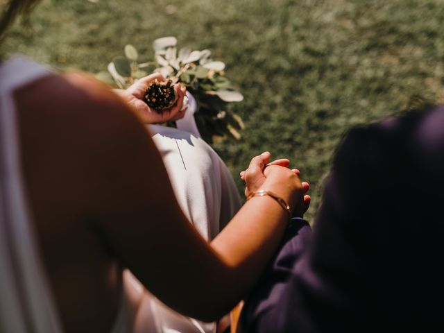 La boda de Flavio y Miriam en Fares, Girona 24