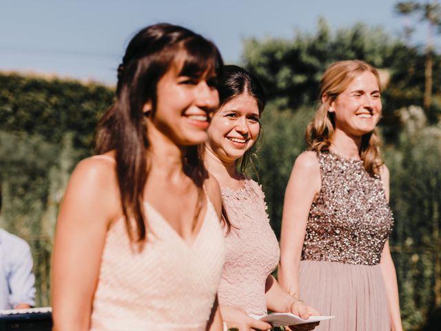 La boda de Flavio y Miriam en Fares, Girona 25