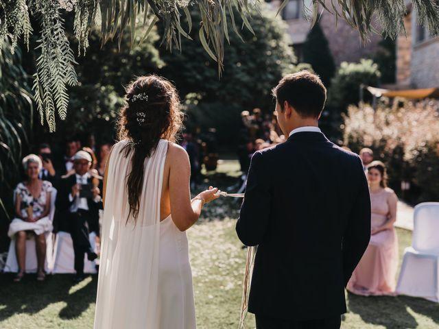 La boda de Flavio y Miriam en Fares, Girona 26