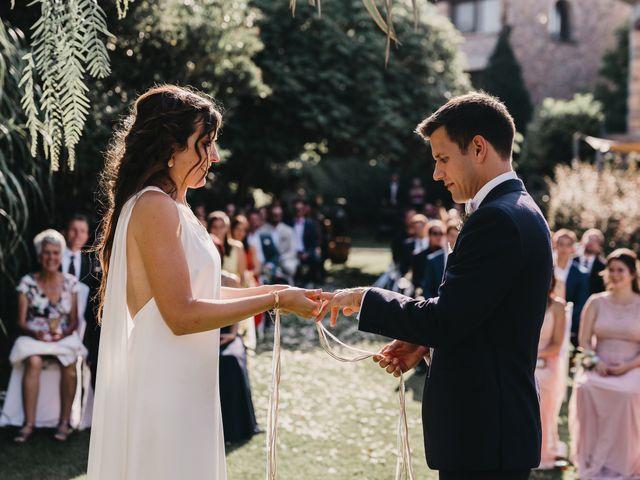 La boda de Flavio y Miriam en Fares, Girona 27