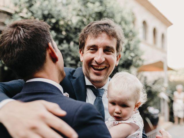 La boda de Flavio y Miriam en Fares, Girona 30