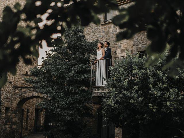 La boda de Flavio y Miriam en Fares, Girona 32