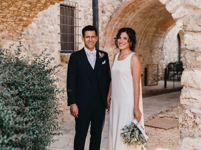 La boda de Flavio y Miriam en Fares, Girona 2
