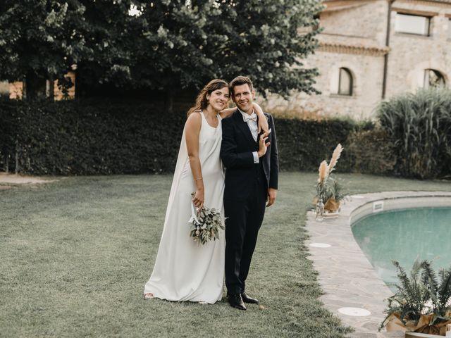 La boda de Flavio y Miriam en Fares, Girona 37