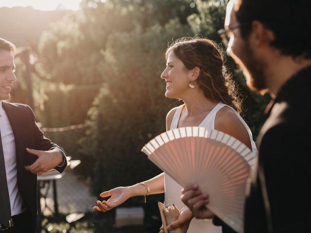 La boda de Flavio y Miriam en Fares, Girona 48