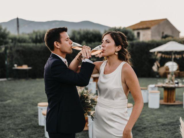 La boda de Flavio y Miriam en Fares, Girona 57