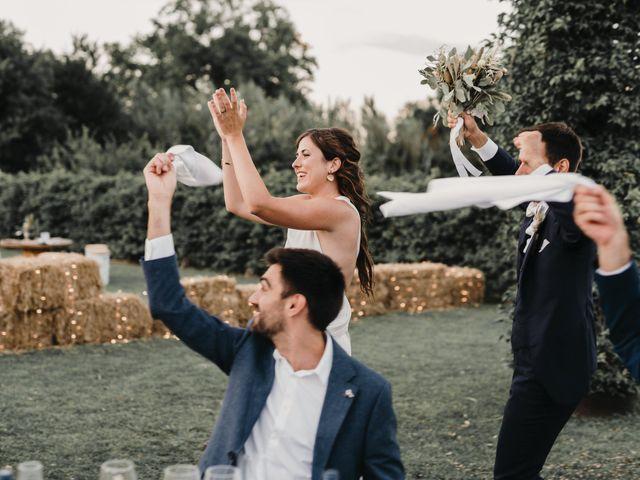 La boda de Flavio y Miriam en Fares, Girona 59
