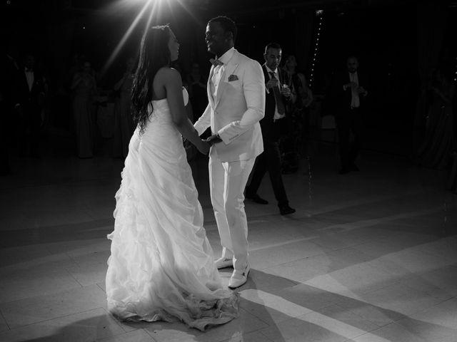 La boda de Noemí y Donato