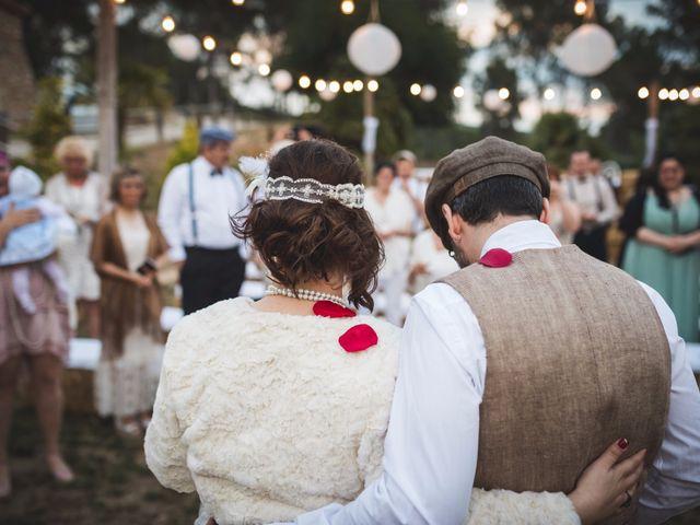 La boda de Jessica y Oskar