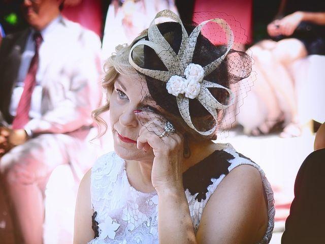 La boda de Chema y Patricia en Valdastillas, Cáceres 44