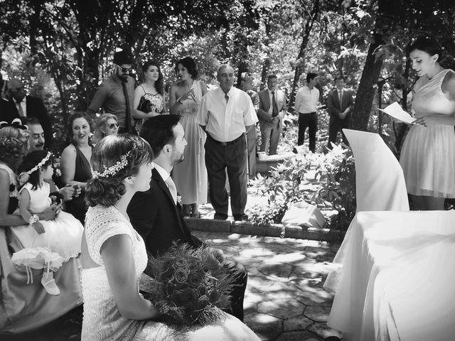 La boda de Chema y Patricia en Plasencia, Cáceres 45