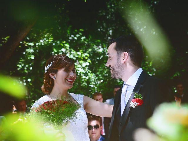 La boda de Chema y Patricia en Valdastillas, Cáceres 49